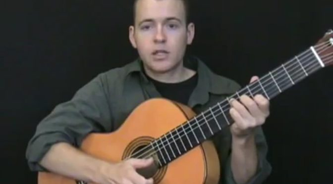 Latin American Strumming Pattern